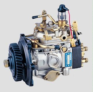 Zexel Ve Diesel Pump Assembly on Isuzu Fuel Injection Pump
